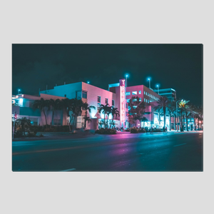 South Beach Vibes - Level Up Decor