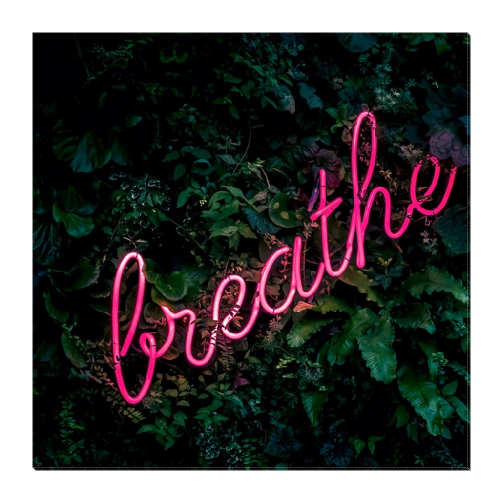 Breathe - Level Up Decor