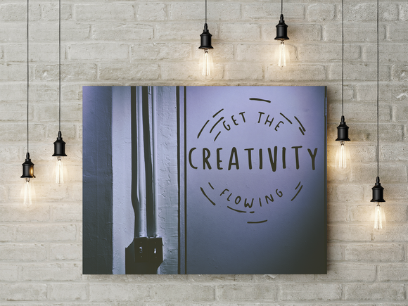 Get The Creativity Flowing - Level Up Decor