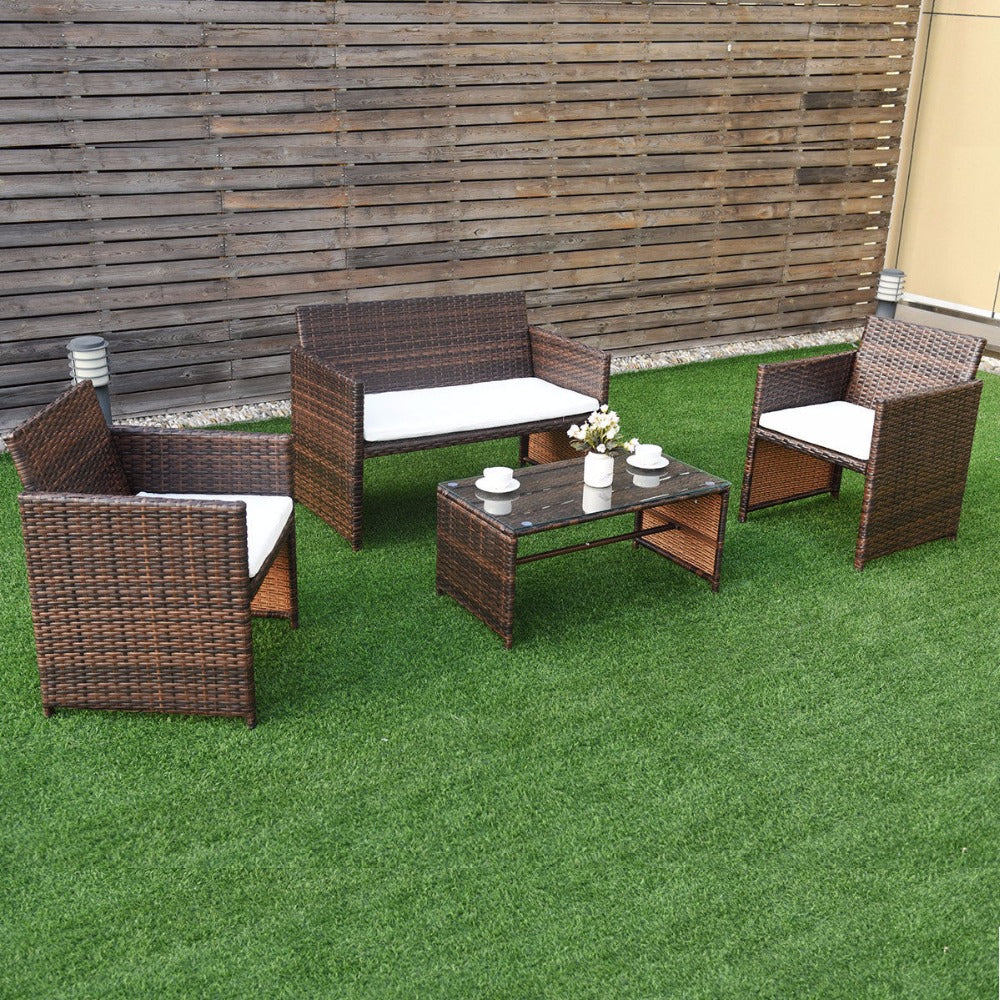 Patio Furniture Set - Level Up Decor