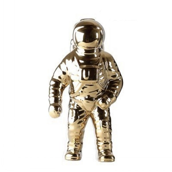 Ceramic Cosmonaut Statues - Level Up Decor