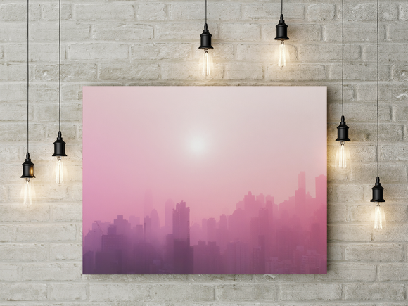 Pink Fog - Level Up Decor