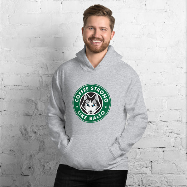 Coffee Strong Unisex Hoodie