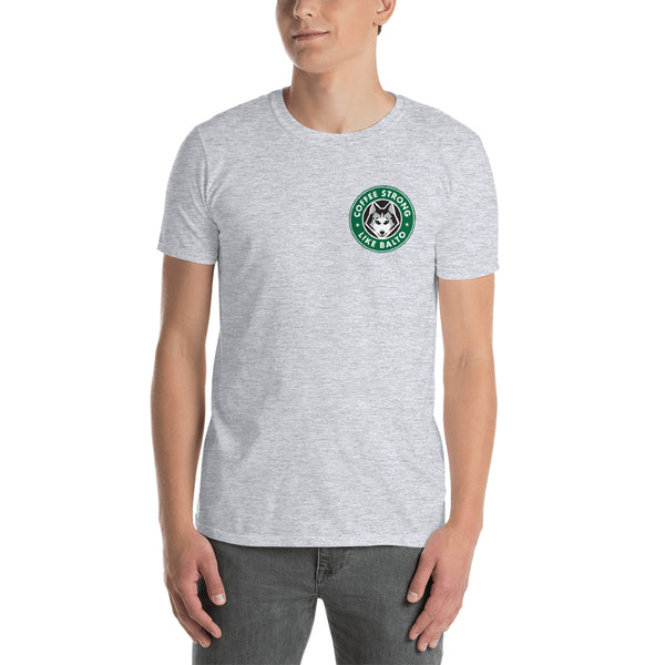 Coffee Strong Unisex T-Shirt