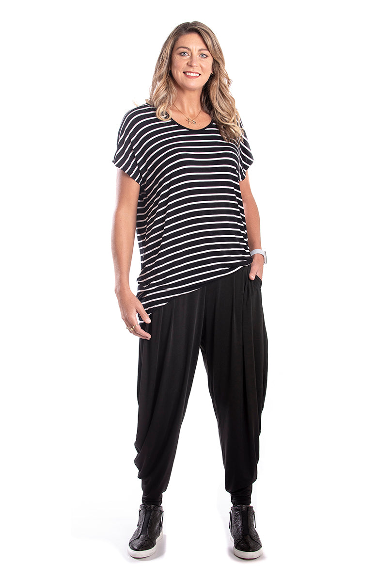 Harlowe Top Stripe