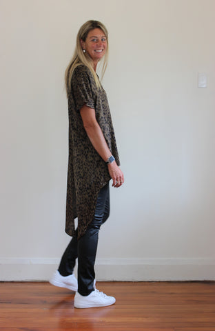 Tabitha Tunic Forest