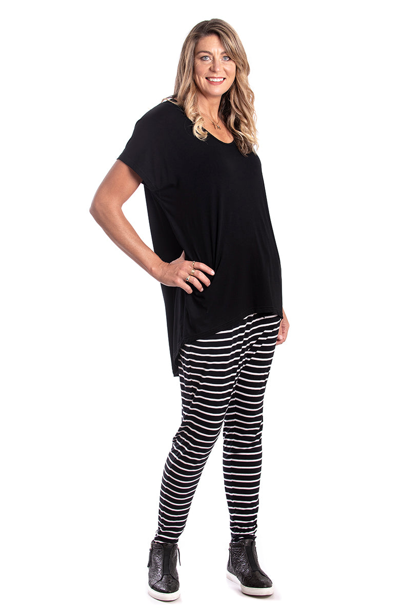 Harlowe Top Black