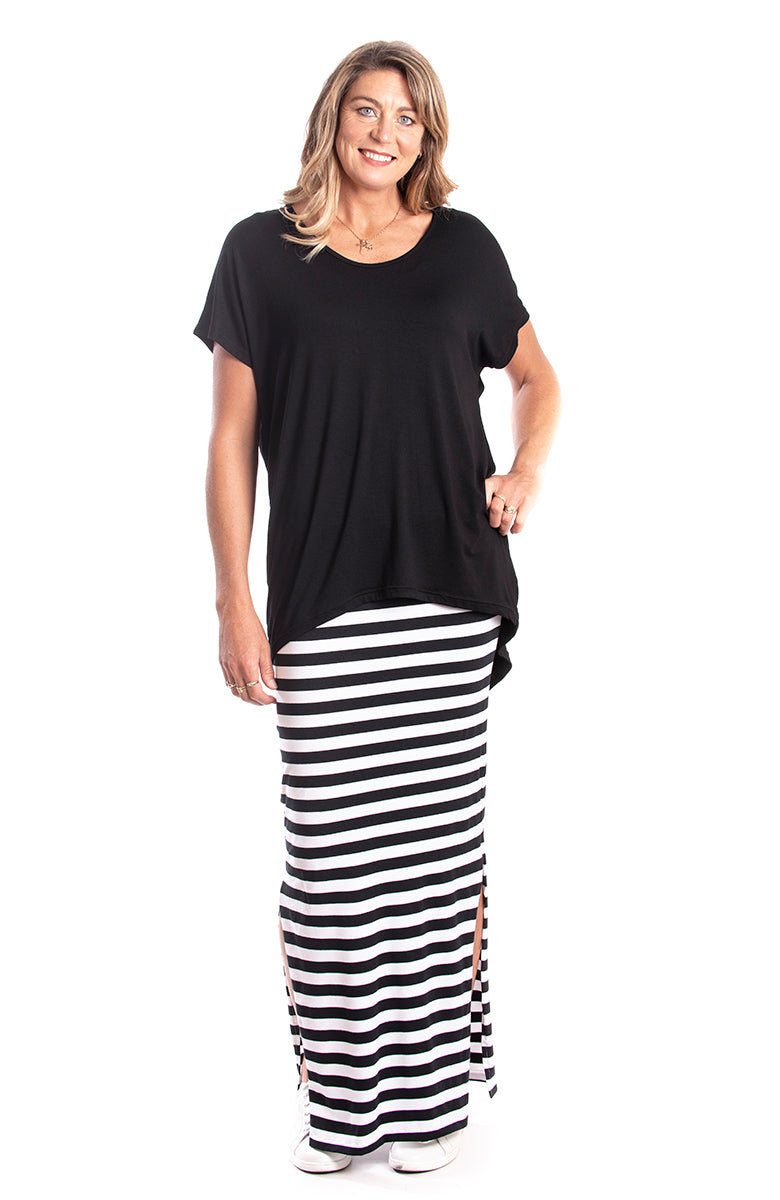 Sali Skirt Stripe