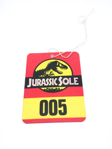 sole flavours JURASSIC SOLE