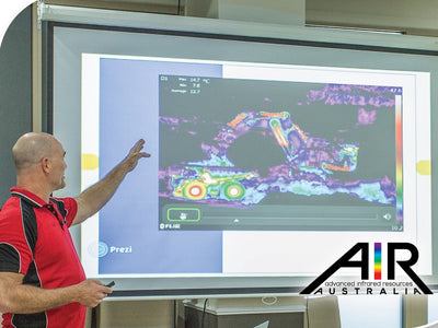 Advanced Infrared Resources - Brisbane Course (March 2021)