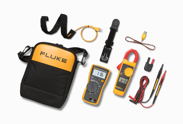 Fluke 116/323 HVAC Combo Kit - QLD Calibrations