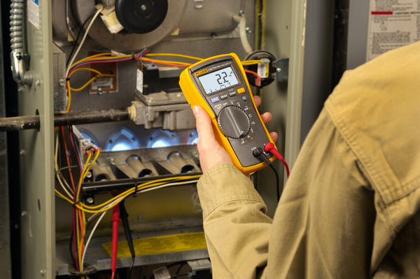 Fluke 116 HVAC Multimeter - QLD Calibrations