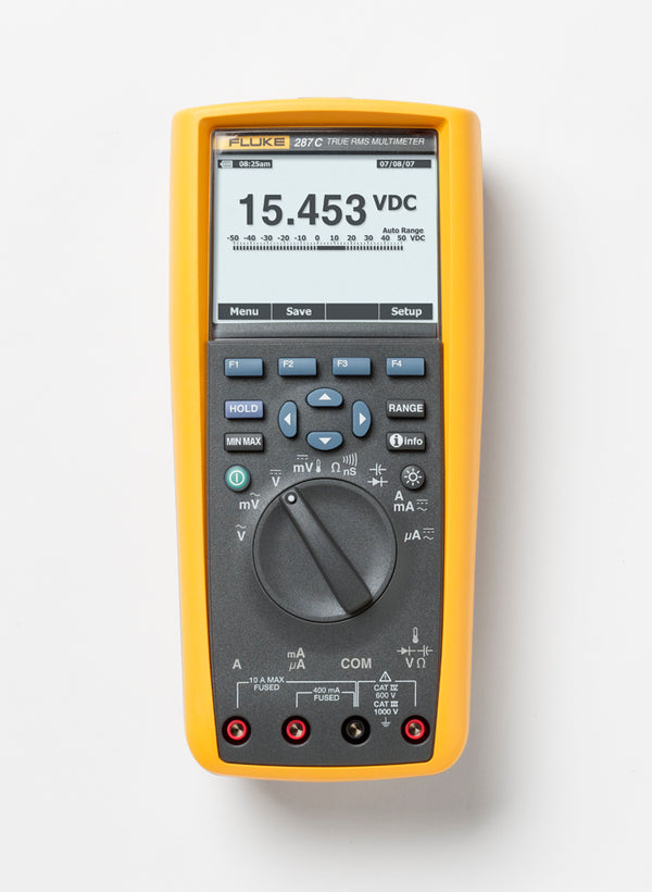 Fluke 287 Logging Multimeter - QLD Calibrations