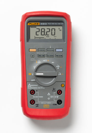 Fluke 28II EX Intrinsically Safe Multimete