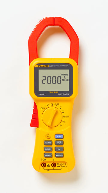 Clamp Meters – QLD Calibrations