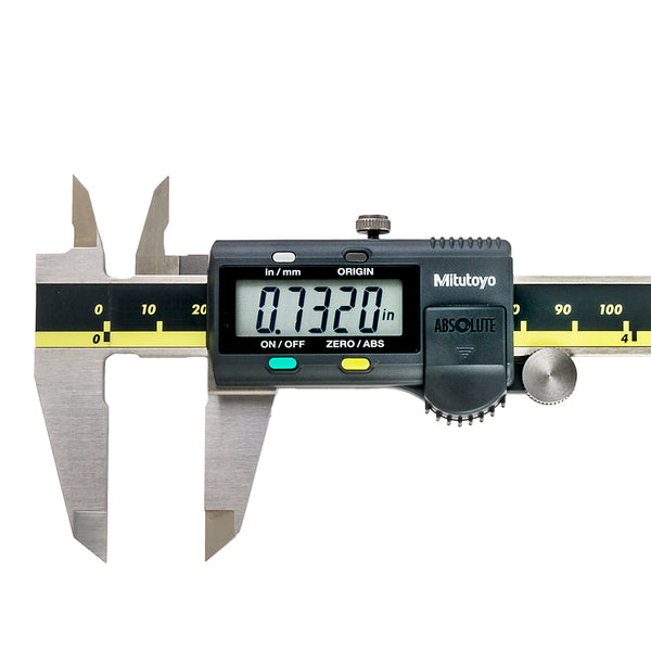 Mitutoyo 500-196-30 Digimatic Caliper, 0-150mm - QLD Calibrations