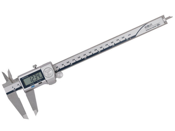 Mitutoyo 500-753-20 Coolant Proof Caliper, 0-200mm - QLD Calibrations