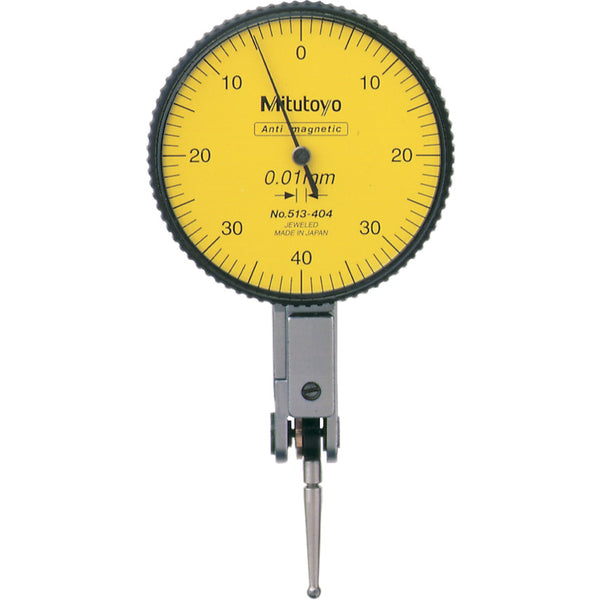 Mitutoyo 513-404-10T Dial Test Indicator - QLD Calibrations