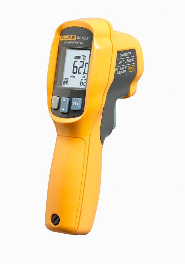 Fluke 62 MAX IR Thermometer - QLD Calibrations
