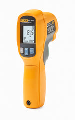 FLUKE 64 MAX IR Thermometer 20:1 - QLD Calibrations