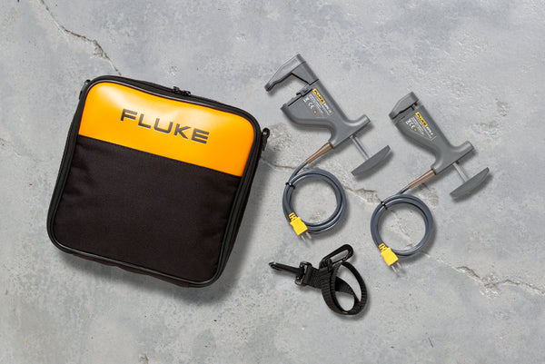 Fluke 80PK-18 Pipe Clamp Temperature Probe Kit - QLD Calibrations