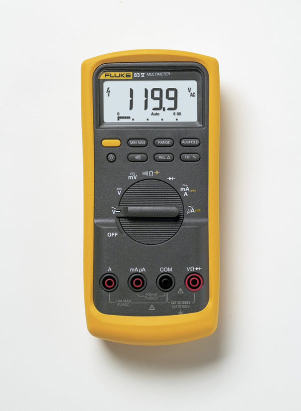 Fluke 83V Indust. Multimeter - QLD Calibrations