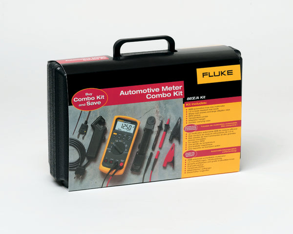 Fluke 88V/A Automotive Kit - QLD Calibrations
