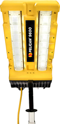 Pelican 9600 LED Modular Light (with bracket) - QLD Calibrations