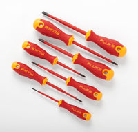 Fluke IKSC7 Insulated 7 Piece Screwdriver Kit - QLD Calibrations