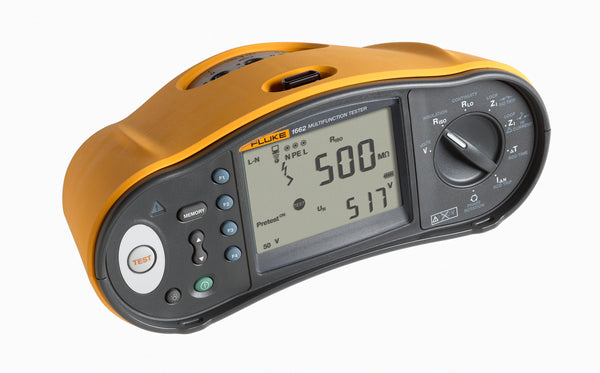 Fluke 1662 Multifunction Installation Tester - QLD Calibrations