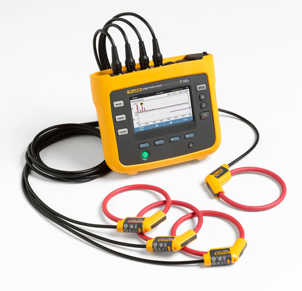Fluke 1736 Three-Phase Power Quality Logger - QLD Calibrations