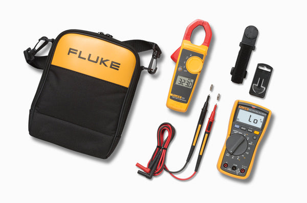 Fluke 117/323 Elect. Combo Kit - QLD Calibrations