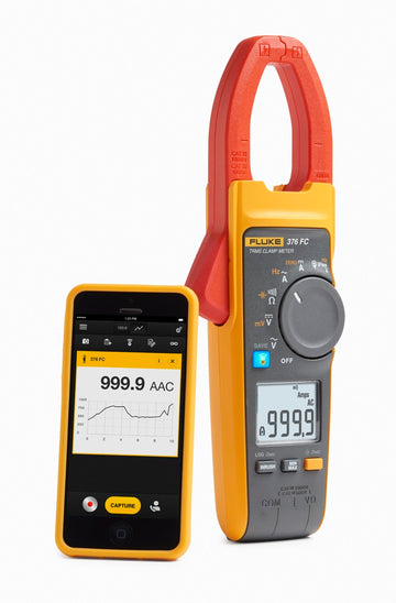 Fluke 376 FC True RMS Clamp Meter