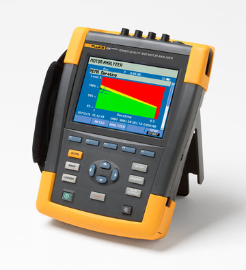 Fluke 438-II Power Quality Analyser & Motor Analyser