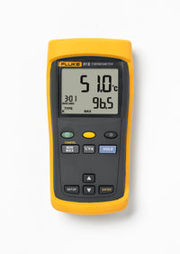 Fluke 51 II Handheld Digital Probe Thermometer - QLD Calibrations