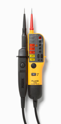 Fluke T110 Voltage & Continuity Tester - QLD Calibrations