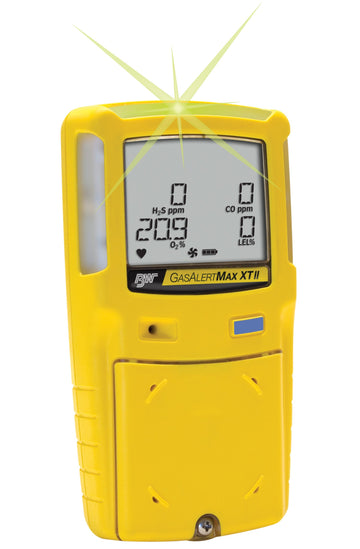 Honeywell Max XT II Multi Gas Detector