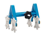 Superclamp Straight Multi Size 16-63mm - QLD Calibrations