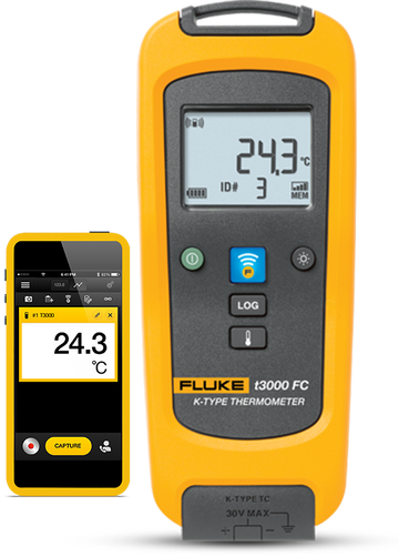 Fluke V3000 FC Wireless AC Voltage Module
