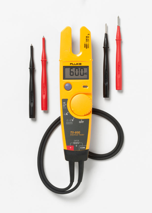 Fluke T5-600 Electrical Tester - QLD Calibrations