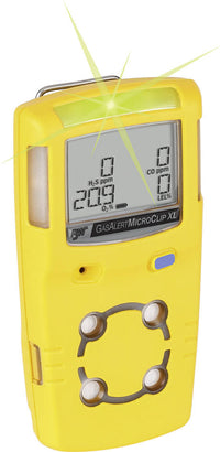 Honeywell MicroClip XL Multi Gas Detector - QLD Calibrations