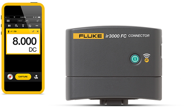 Fluke Connect® ir3000 Connector - QLD Calibrations