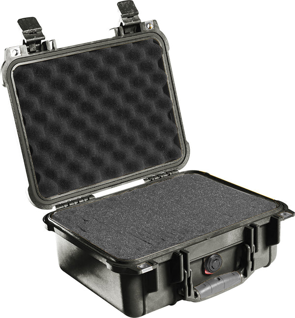 Pelican 1400 Small Hard Case - QLD Calibrations