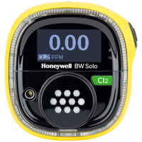Honeywell Cl2 Solo Single-Gas Detector 0-50ppm - QLD Calibrations
