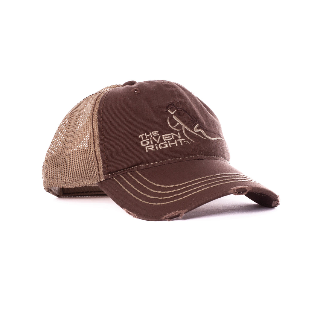 Brown The Given Right Hat