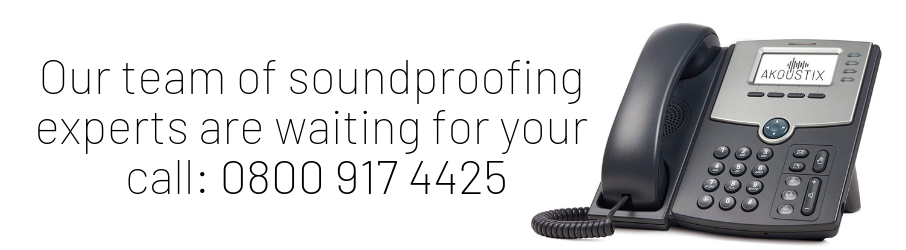 |Contact the Akoustix Team With Your  Soundproofing Challenge