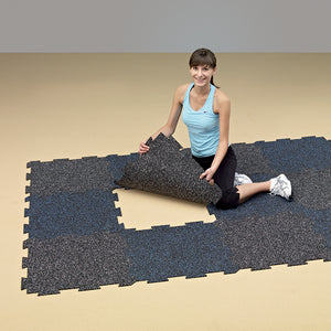 Fitness Flooring for Noise and Impact Reduction
