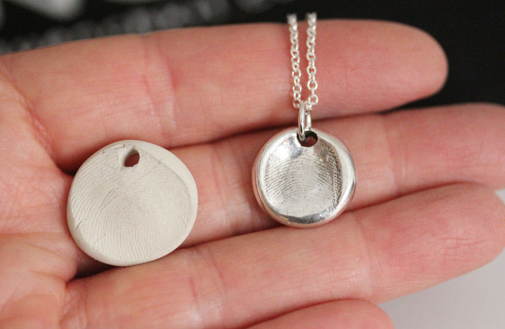 Make Your Own Fingerprint Charm Workshop