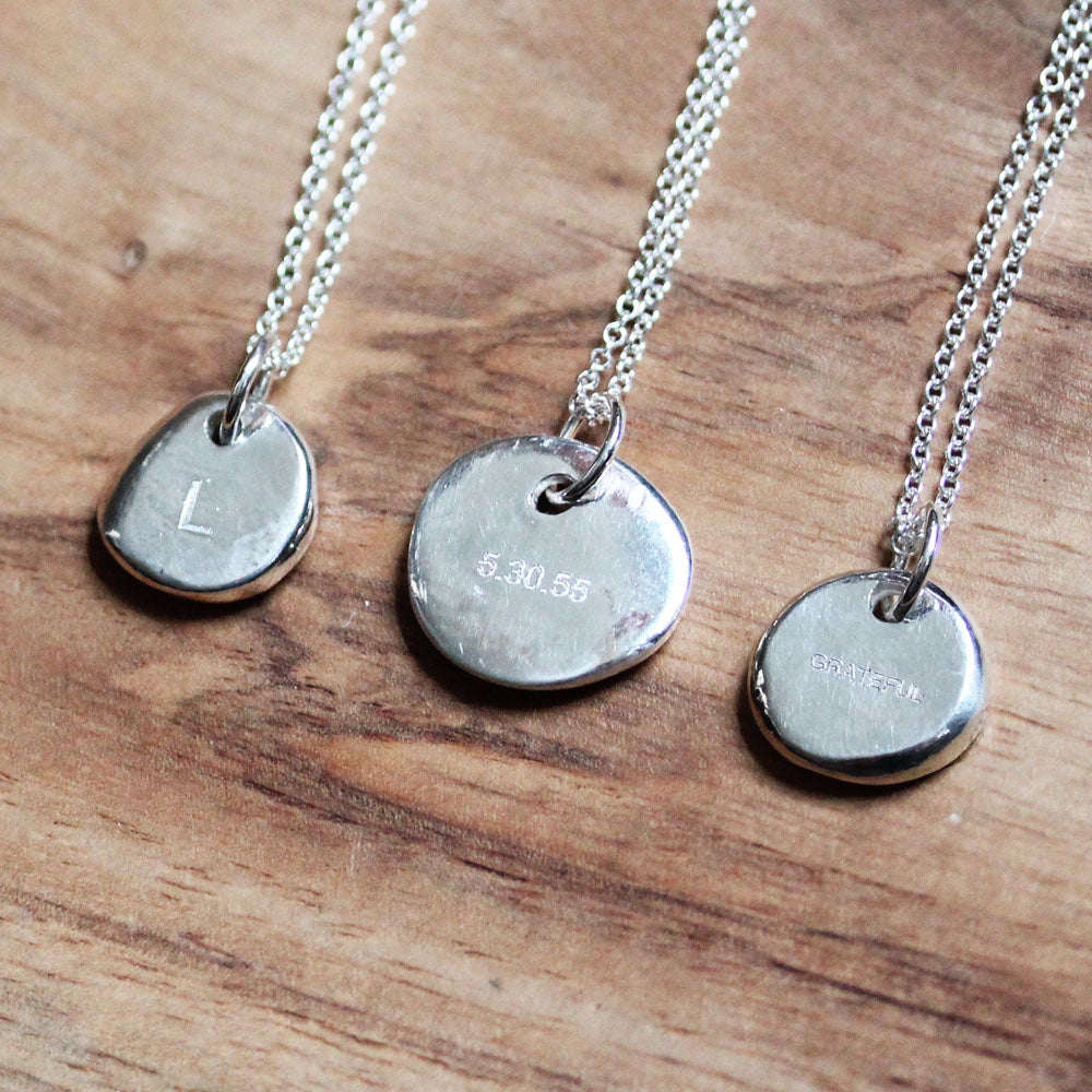 Mother's Day NYC Fingerprint Charm Workshop 4/30