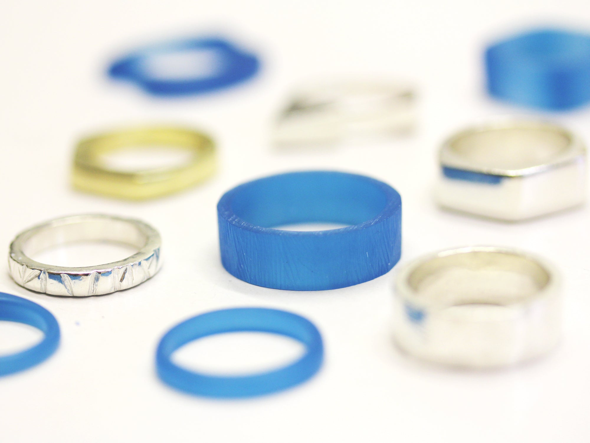 Refill Kit - Carve Your Own Ring